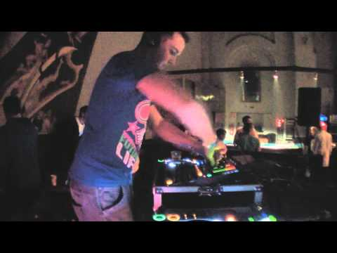 DJ Janson @ Easter Rave 2013 - HappyHardcore Set (uncut video material)