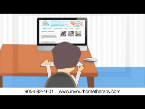 Physiotherapist for your Injuries in Ontario, Canada - In Your Home Therapy