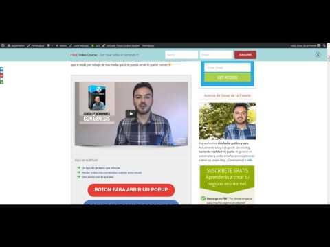 Jugando con ThriveBoxes para crear formularios de tipo 2 step