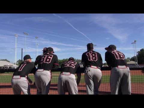Campbell Baseball - Sights and Sounds - BSC Tournament Game 2