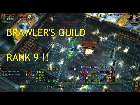 BRAWLER'S GUILD RANK 9 !! - WoW Patch 5.4 LIVE !!