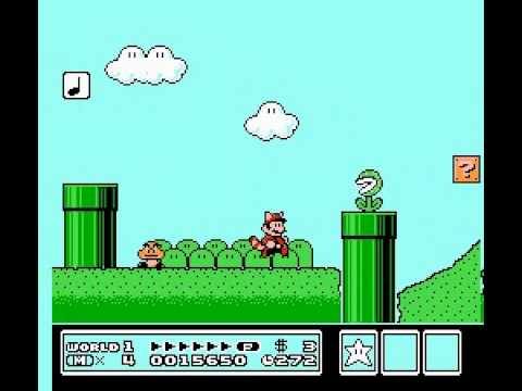 Super Mario Bros 3 - Super Mario Bros 3 (NES) - Vizzed.com Play - User video