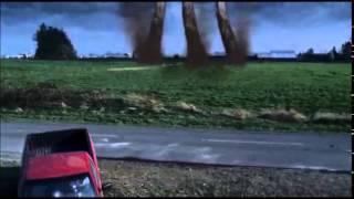 Smallville Tempest Tornado scene