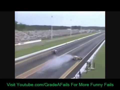 Drag Racing Crashes Drag Racing Crash Compilation