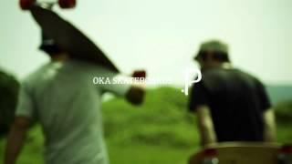 "chap.#00 OKA SKATEBOARDS""Trailer"""