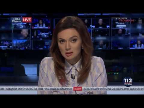 Борислав Береза: евреи в правительстве Украины. Телеканал '112 Украина', 27 марта 2017