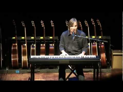 Jackson Browne - Looking Into You (spoken intro only)