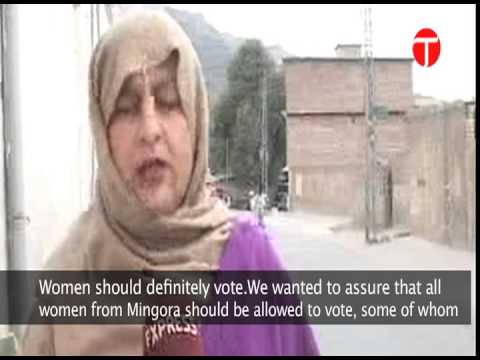 Swat all set to vote in upcoming elections