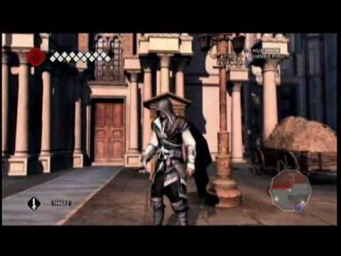 Assassins Creed 2 Glitch and Tutorial #2: How to Lose Your Weapon (on purpose) Video
