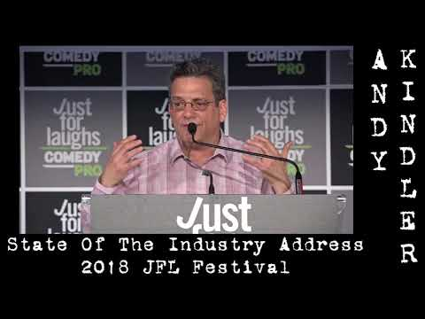 Andy Kindler - 2018 State Of The Industry Address