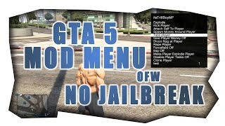 [PS3/GTA5/TuT] How to Install Mod Menu On OFW (4.75) Ps3 (SOLO/ONLINE 1.25/1.26) [NO JAILBREAK]