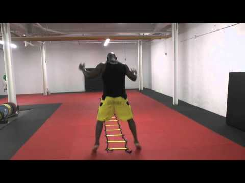 Ladder Drills for MMA Part 1 Image 1