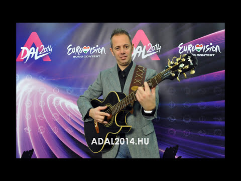 Szabó Leslie - Hogy Segíthetnék? (A Dal 2014 - Eurovision Hungary)
