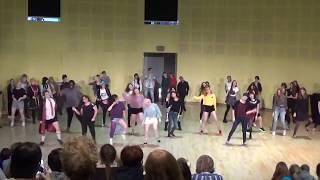 Kpop Random Dance Play at J-popcon 2018 (Part 1)