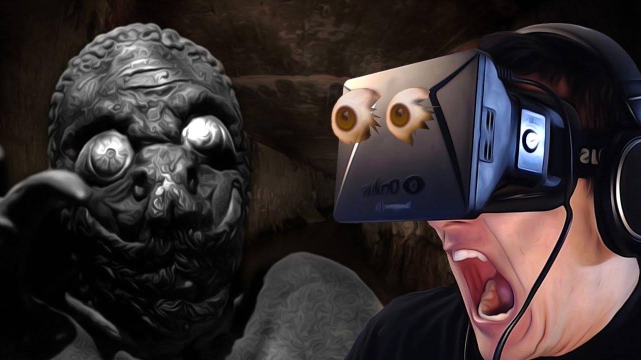 Deep Down in Space Oculus Rift Horror Deep Down