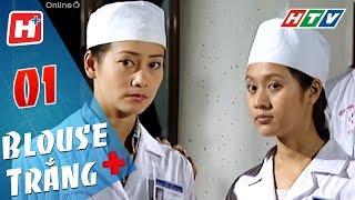 Blouse Trắng - Tập 01   HTV Phim Tình Cảm Việt Nam Hay Nhất 2018