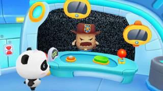 Babybus - Panda chơi game, trò chơi cho bé