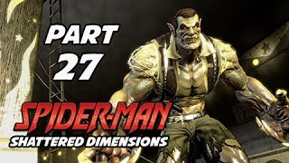 Spider-Man Shattered Dimensions Walkthrough Part 27 - Fun House (Gameplay Commentary)