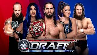 The second night of the Draft: Wrestling Observer Radio