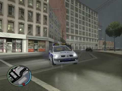 Grand Theft Auto - Turkish City - Tanıtımı - Bölüm 1 - Polis Arabası video