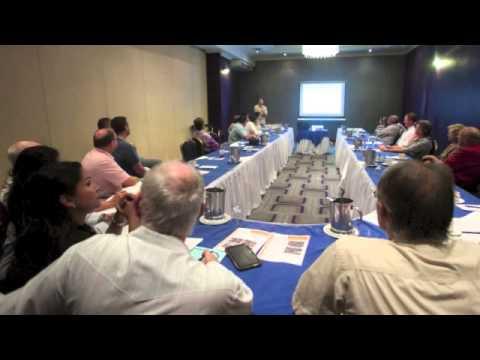 Panama Teak Forestry Meeting 2013