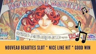NOUVEAU BEAUTIES SLOT * NICE LINE HIT * GOOD WIN - SunFlower Slots