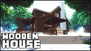 Minecraft - Epic Wooden House