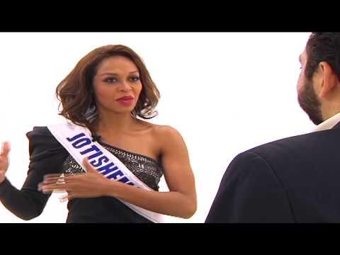 !Qué Bárbaro! - Candidatas Miss Nicaragua 2013