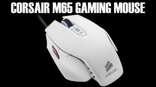 Corsair M65 Gaming Mouse Review