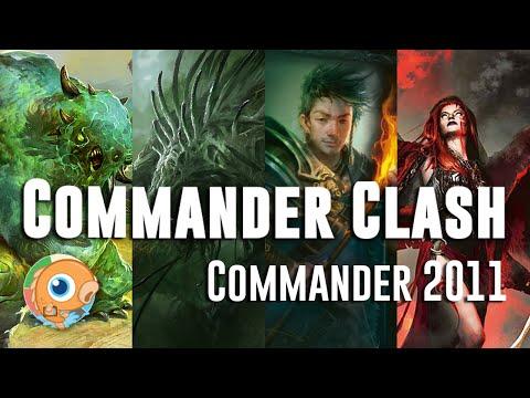 Commander Clash 19: Commander 2011