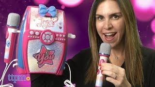 Jojo Siwa Digital Recording Studio from eKids