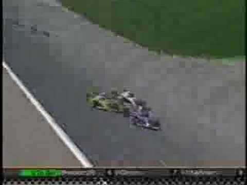 2003 Chicagoland Speedway IRL Race Video