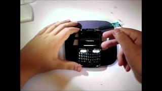 Como formatear BlackBerry 8520 - YouTube