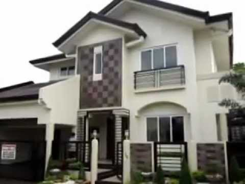 12 9m modern house for sale at bf homes paranaque city youtube for Modern house auction