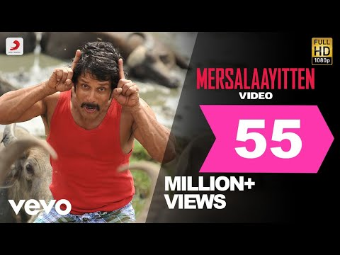 I - Mersalaayitten Video | A.r. Rahman | Vikram | Shankar video