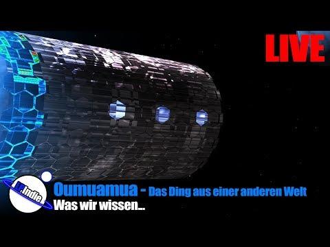 Oumuamua - Das Ding aus einer anderen Welt