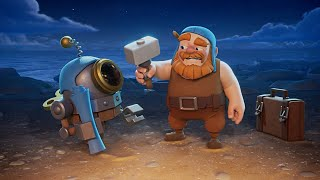 See You Later, Builder Base! (Builder Hall 9 | Clash of Clans Official)