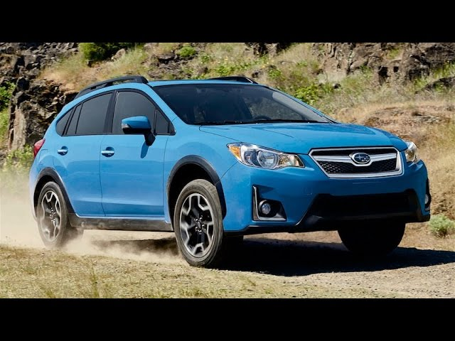 2016 Subaru Crosstrek Review - YouTube