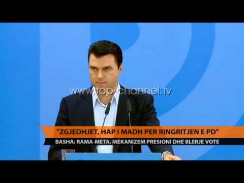 Basha: Zgjedhjet, një hap pas - Top Channel Albania - News - Lajme