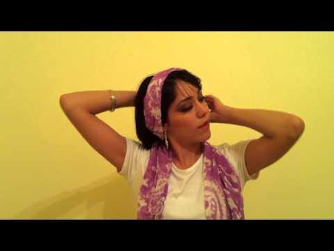 Top 5 Bufandas y Pashminas en la Cabeza