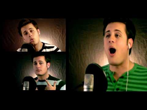 Glee Like a Prayer Power of Madonna (cover) Nick Pitera
