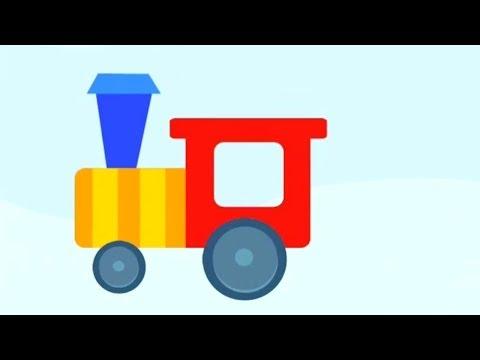 Çizgi Film – Araba, Tren, Yelken, Gemi, Uçak – Yap boz puzzle