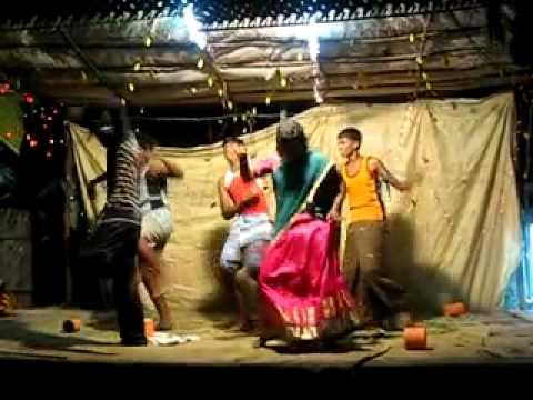 village stage dance