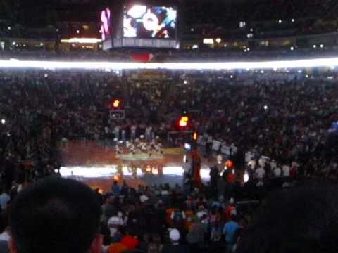 Rockets Vs Nuggets Starting Line-Ups 4-6-13