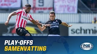 HIGHLIGHTS   Sparta Rotterdam - FC Emmen