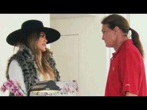 Khloe Kardashian Buys Bruce Jenner Women's Clothing- About Bruce Special Promo!