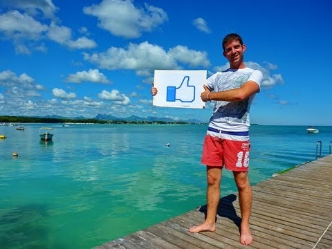 Balázs utazik - Álom Mauritiuson