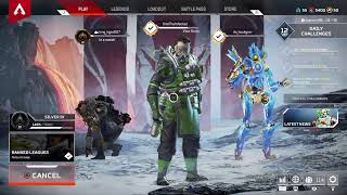 Apex Legends Ranked With KingTigerTTV