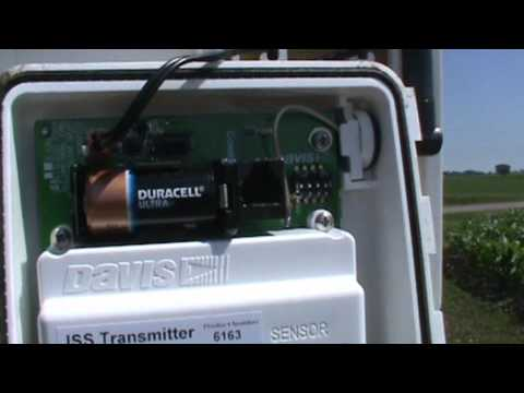 Davis Vantage Pro2 Weather Stations update 6-25-2012 in 1080p