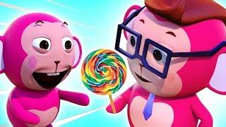 🔴 Johny Johny Yes Papa   Best Nursery Rhymes   3D Kids Songs by All Babies Channel